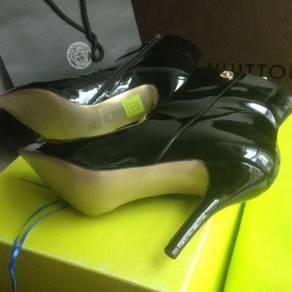 VERSACE Leather Shoes Shoe KASUT KULIT MADE ITALY