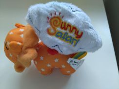 Soft toy for new born