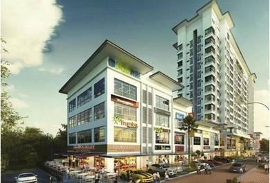 Trion 888 Corner Shop Lot Retails Seri Kembangan