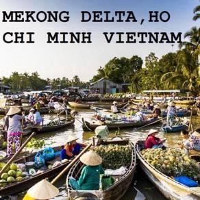 Holiday at Ho Chi Minh