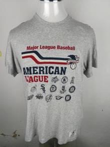 Tshirt Uniqlo x MLB Logos