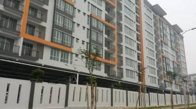 Green Suria Apartment Bandar Tun Hussein Onn Cheras for sell | CORNER