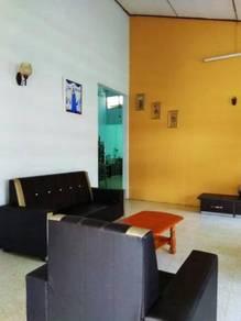Corner Semi D Single TAMAN PANCHOR JAYA Ampangan Paroi Renovated