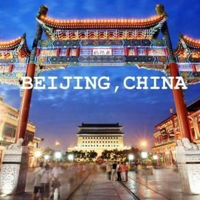 Best-Selling Package!! 5D3N Beijing Tour!
