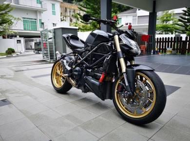Ducati Streetfighter 848 Import Baru - Loan boleh