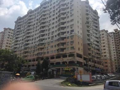 Reno* Saujana Ria Apartment Taman Wangsa Permai KIP Kepong