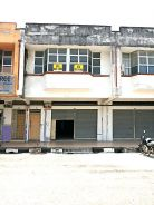 Desa Pakatan 2Storey Shop