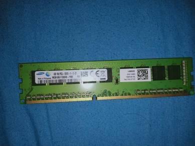 Samsung 4gb ram 1Rx8 pc3l