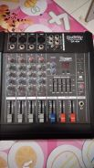 4 channel power mixer