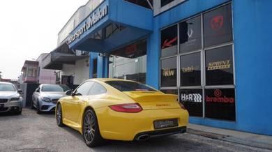 Porsche 997 997.1 997.2 Misha Design Rear Spoiler