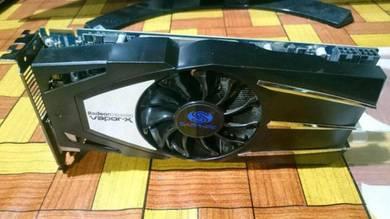 Sapphire Radeon HD 6850 Vapor-X OC DDR5 256-bit