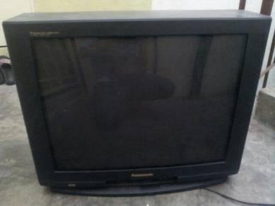 Tv panasonic 29' inchi