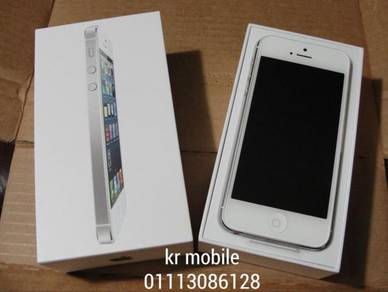 Iphone 5 16gb rom set ll tiptop condition