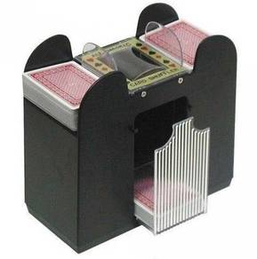 Casino 6 Deck Automatic Card Shuffler