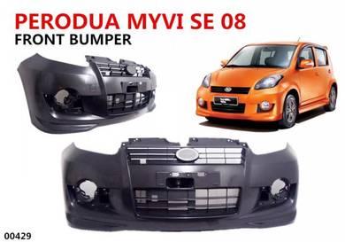 PERODUA MYVI SE 08 Front Bumper PP