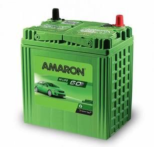 Battery NS40ZL Amaron MF Bateri Myvi Viva Axia