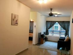 Cybercity Apartment 2 | 3 Room | 1st Floor | 750sqft | Furnished