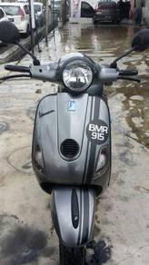 2014 Vespa LX150