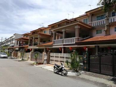 Taman Tanjung Aman 3 Storey Terrace
