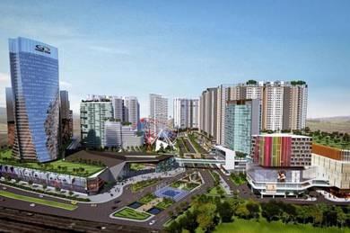 Best Buy ROI 7% FREEHOLD Nilai Theme Park Condo 0% COST cash back 10k