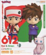 Pokemon Center 612 Red & Green