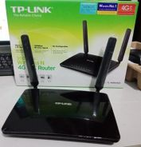 TP Link 4G sim router
