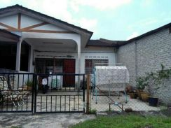 Single storey landed house Taiping