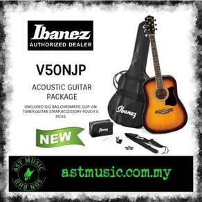 Ibanez V50 V50NJP Acoustic Guitar Jampack - VS
