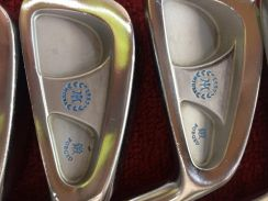 Golf M Miura CB57 4 to pw head only
