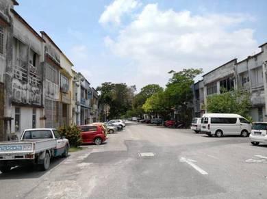 Puchong Meranti Jaya 1.5 Storey Factory
