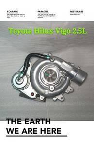 Toyota Hilux Vigo Turbo For Kun25