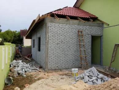 Pembinaan & renovation