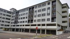 Suria Tropika Apartment 2 Carpark Lowest Floor Putrajaya IOI City Mall
