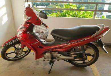 2009 Suzuki Smash Revo For Sale