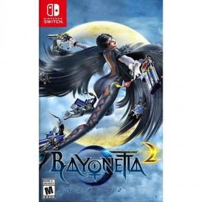 Bayonetta 2 (switch) like new