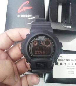 Original G-Shock DW-6900MS-1 Polis Evo