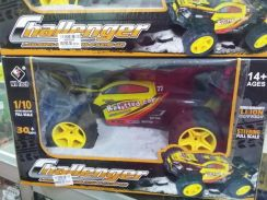 Wltoys 1/10 30KM/H Brushed RTR RC Truggy