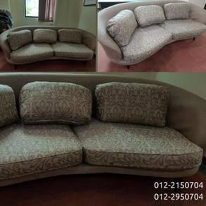 Sofa by fella design for sale -urgent-