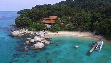 AMI Travel | 3D2N D'Coconut Island Resort P.Besar