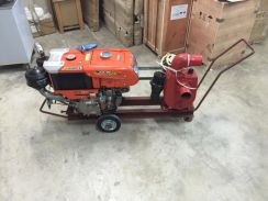 Self Priming Pump C/W Diesel Engines S195GN