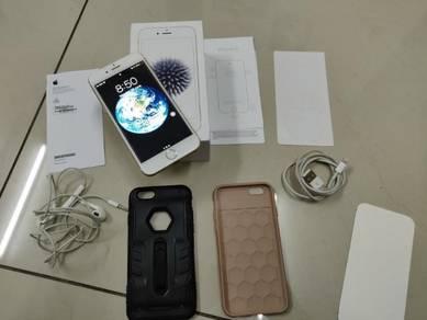 IPhone 6 32gb gold - full Malaysia set- warranty