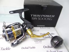Shimano Twin Power SW5000XG fishing reel