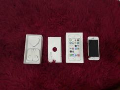 IPhone 5s 64gb japan set gold LTE 4G
