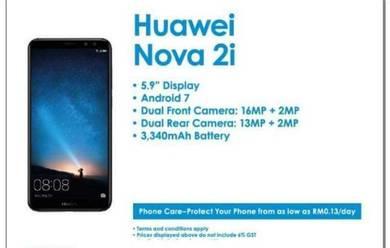 Huewei Nova 2i