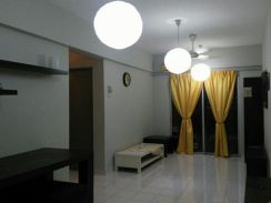 Small Bedroom for Rent at Arena Bukit Jalil