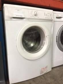 Automatic Refurbish Washing Machine Electrolux 6.5
