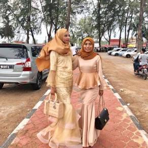 Baju tunang pengantin