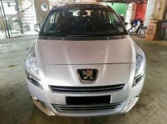 Used Peugeot 5008 for sale