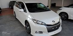 Recon Toyota Wish for sale