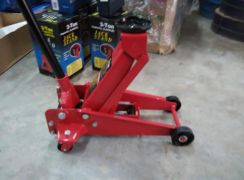 Floor Jack 3 Ton Heavy Duty